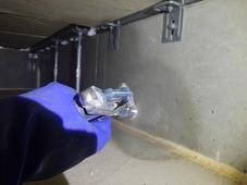 防府市東仁井令にて、新築後初めての白蟻予防工事を担当させていただきました。
