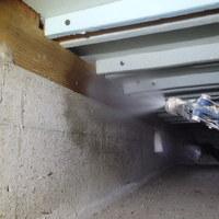 防府市仁井令にて白蟻予防工事。今回で3回目の施工です。のサムネイル
