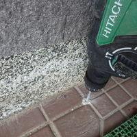 山口市秋穂二島にて定期的に白蟻予防工事。のサムネイル