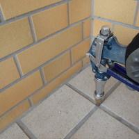 防府市富海にて、定期的に白蟻予防工事。のサムネイル