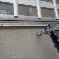 防府市東三田尻にてアパートの白蟻予防工事。のサムネイル